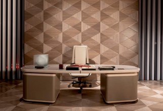 Giorgetti Atmosphere Collection presenta Godron