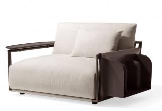 Giorgetti at London Design Week with Adam Sofa