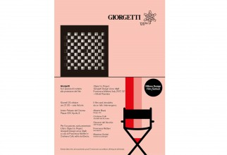 Giorgetti Presents Object to Project in Milan