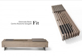 New Fit Bench by Giorgetti