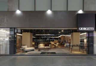 Giorgetti Opens in Hong Kong