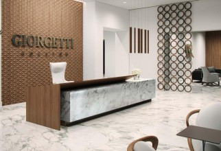 Giorgetti's First Real Estate Project in Houston