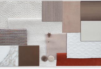 New Natural Moodboard by Giorgetti