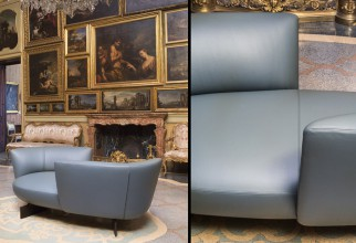 "Giorgetti Furnishings for the ""Muse Dialoganti"" Project"