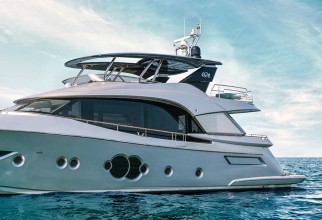 Giorgetti again this year at Boot Düsseldorf Boat Trade Show