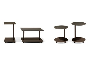 Apsara Outdoor Tables by Giorgetti