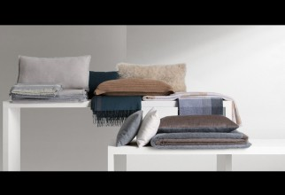 The New Giorgetti Fabric Collection by Agnona